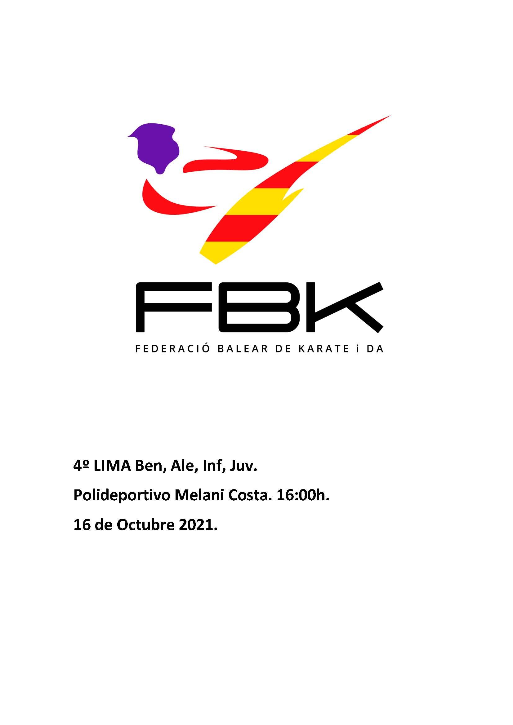 Liga de Mallorca 2021 J4 Infantil