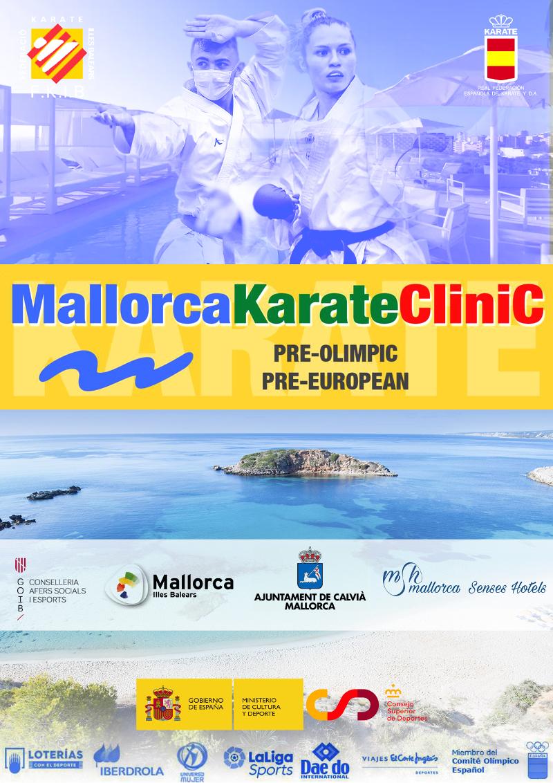 Mallorca Karate Clinic 2021